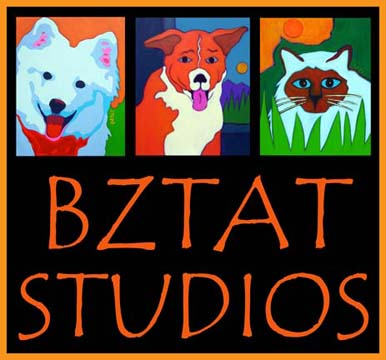 BZTAT STudios Animal Art